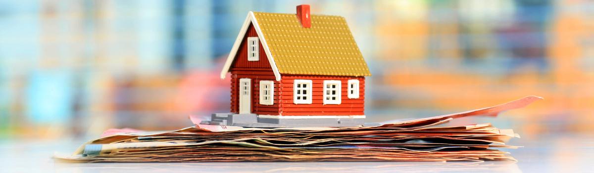 Short banner invest property