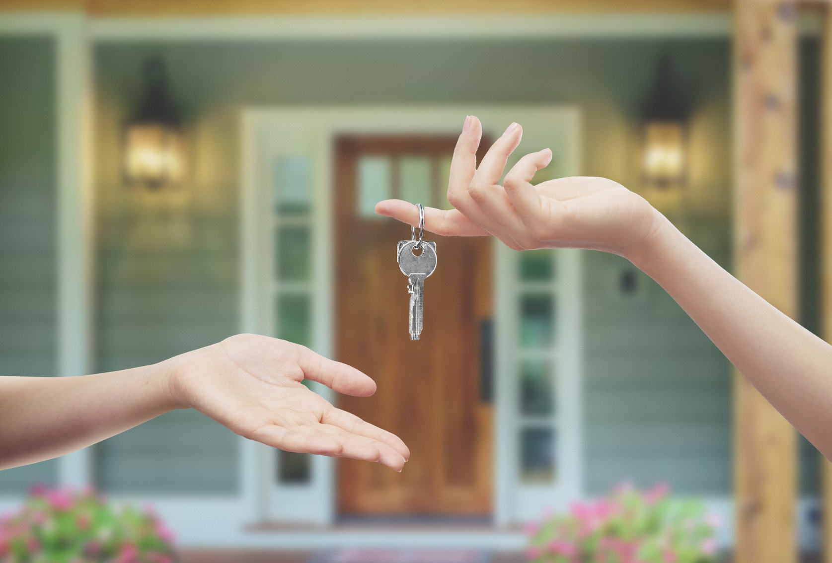 House key exchange