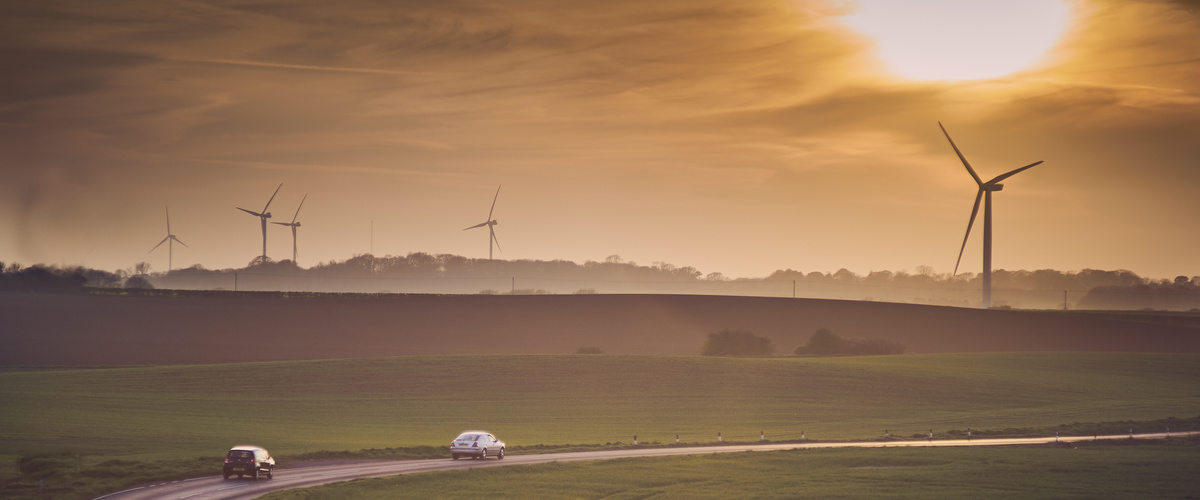 Slideshow rural uk wind farm