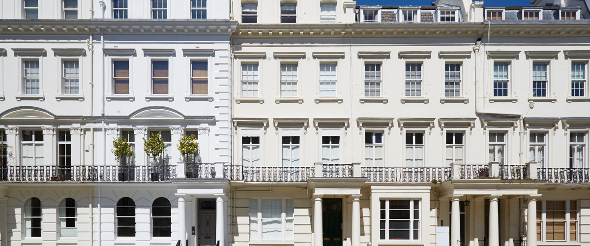Slideshow london houses