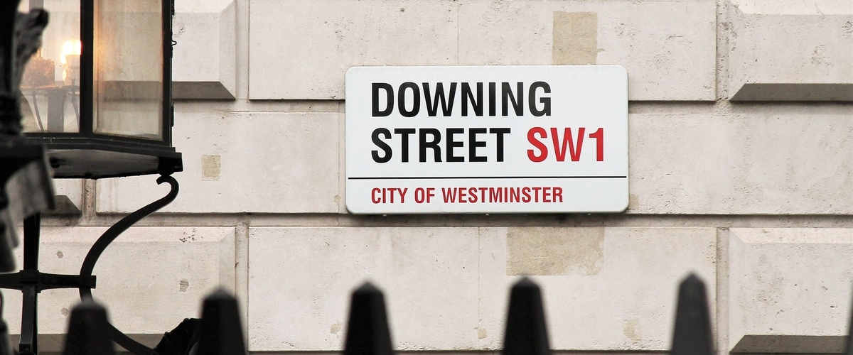 Slideshow downing street