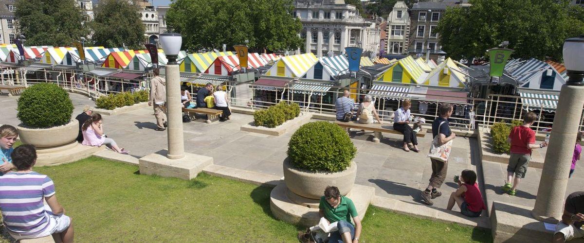 Slideshow norwich market