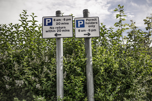 Team parking