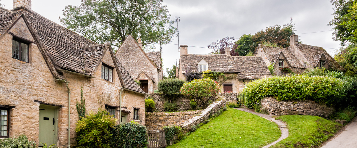 Slideshow english countryside houses