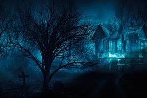 Team haunted house