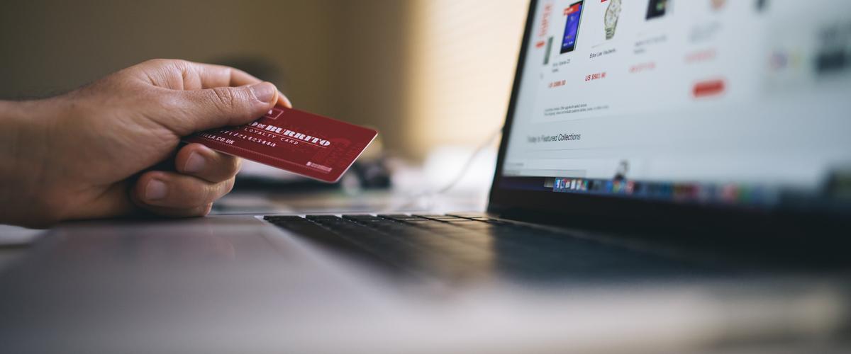 Slideshow online shopping
