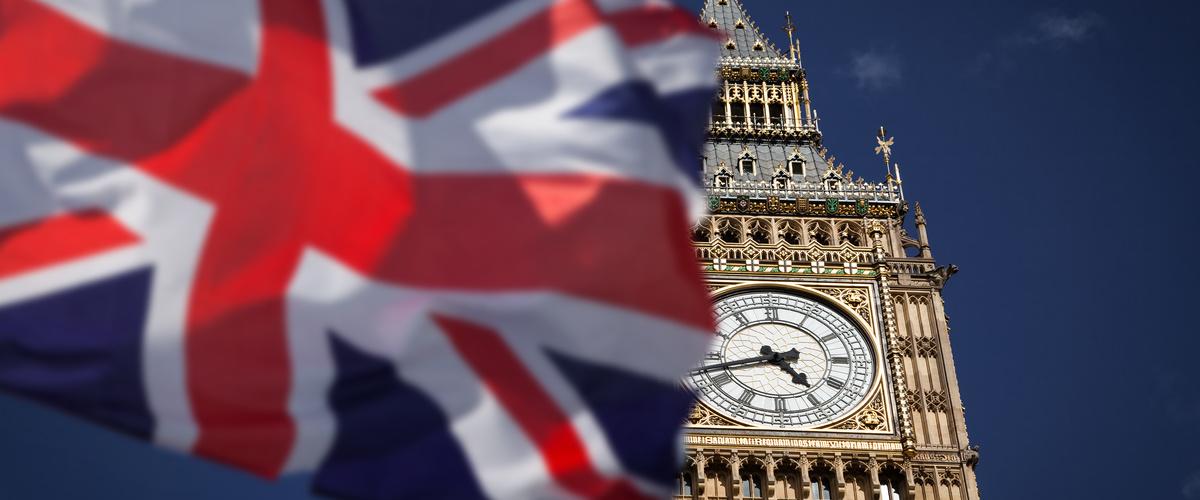 Slideshow british flag big ben