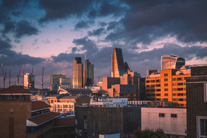 Team city of london at dusk p9263t3