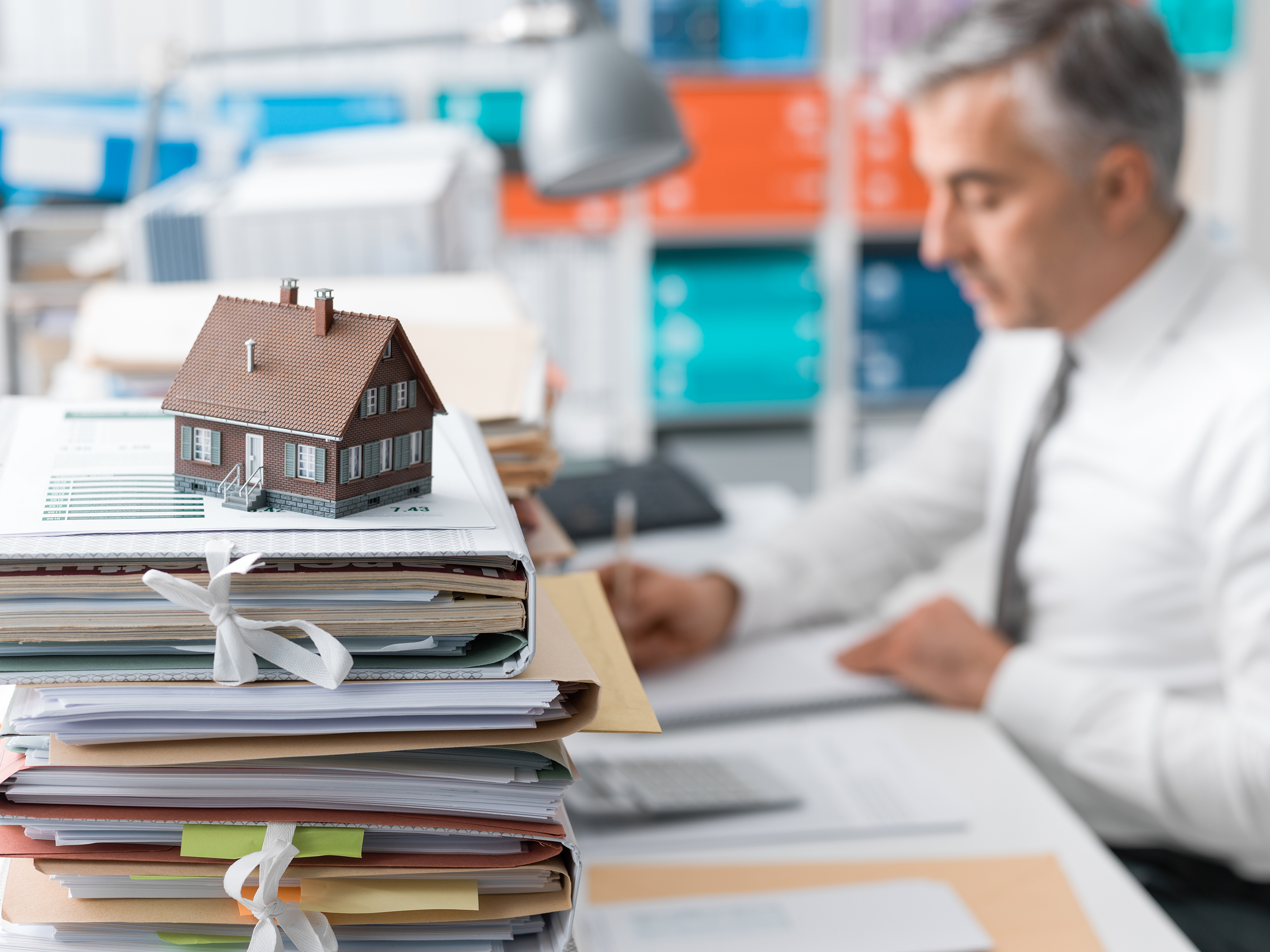 Mortgage loans and paperwork