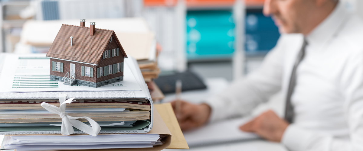 Slideshow mortgage loans and paperwork